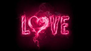 صور بحبك رمزيات وخلفيات مكتوب عليها بحبك Love 2 450x253 300x169 رمزيات مكتوب عليها بحبك وصور وخلفيات حب جديدة