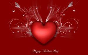 صور مكتوب عليها هابي فلانتين 1 450x281 300x187 صور عيد الحب خلفيات هابي فلانتين رمزيات للفيس بوك