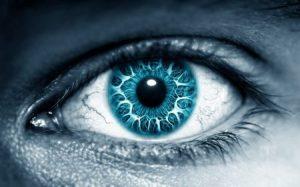 عيون زرقاء 1 450x281 300x187 صور رمزيات عيون باللون الازرق وخلفيات وصور عيون زرقاء