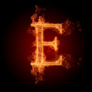 Burning Alphabet Wallpaper E 300x300 صور حرف A مع E , صور a و E رومانسية حب
