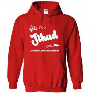 m Jihad Hoodies Red 2232 300x300 صور اسم جهاد مزخرف انجليزى , معنى اسم جهاد و شعر و غلاف و رمزيات