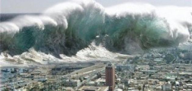 Photo of إعصار تسونامي
