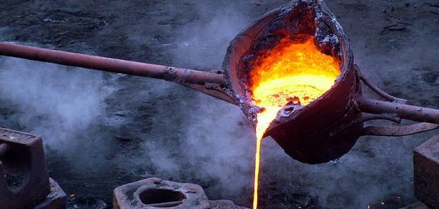 Photo of خصائص الحديد الفيزيائية