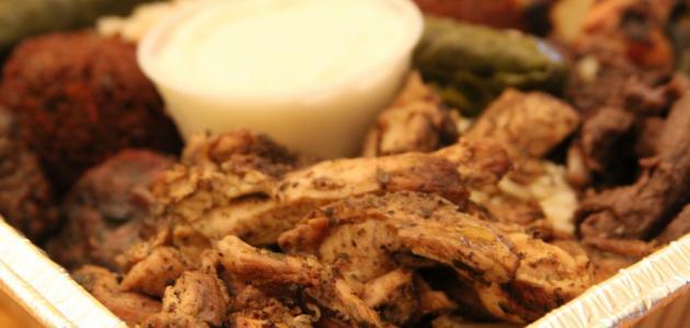 Photo of طريقة عمل شاورما الدجاج فى الفرن