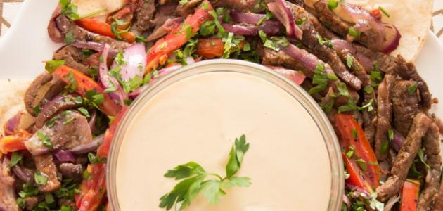 Photo of طريقة تحضير شاورما اللحم بطريقة سهلة
