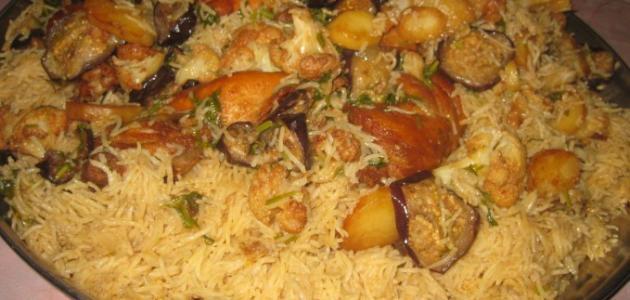 Photo of مقلوبة الباذنجان بالدجاج