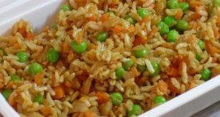 طريقة طهي الأرز