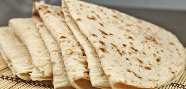 Photo of طريقة عمل خبز الصاج اللبناني