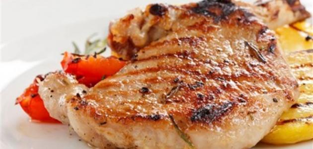 Photo of ستيك الدجاج مع صلصة البيستو