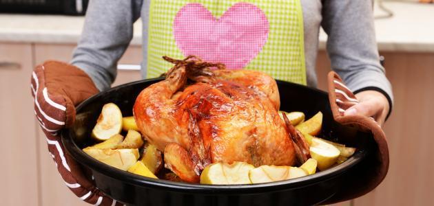 Photo of نقع الدجاج بالخل