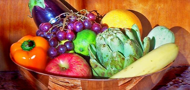 Photo of فوائد الفاكهة والخضروات