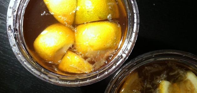 Photo of الليمون مع العسل