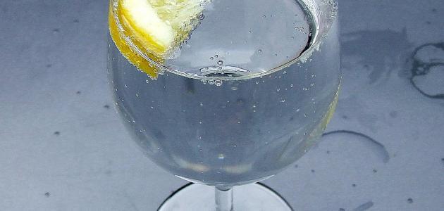 Photo of الماء مع الليمون على الريق