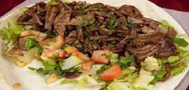 Photo of طريقة طهى الشاورما باللحم