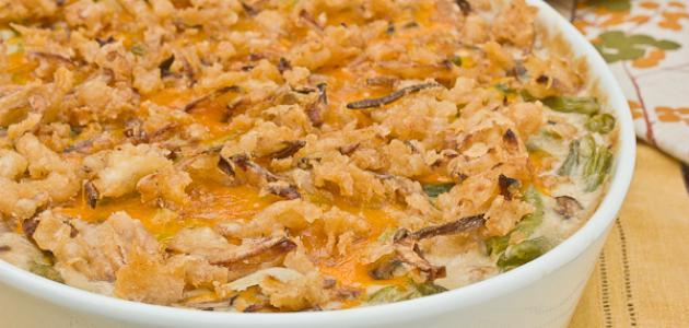 كيفية عمل صينية البطاطس بالدجاج