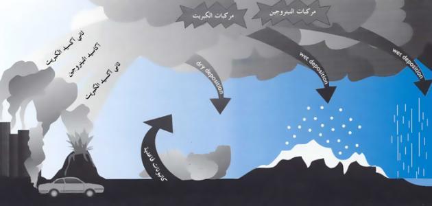 Photo of تتكون المطر