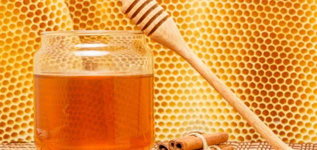 Photo of العسل والقرفة