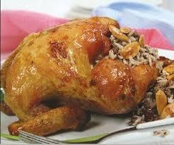 Photo of طريقة عمل الدجاج المحشي في الفرن
