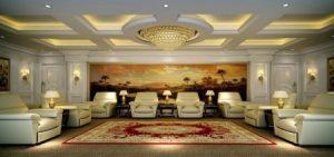 -جبس-مجالس-2-450x211-300x141 صور ديكورات غرف جبسية , تصميمات عالمية جبس بورد