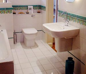 -حمام-4-300x257 صور حمامات شيك , ديكورات حمامات روكا حلوة