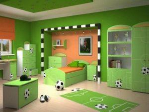 -غرف-نوم-اطفال-2-300x225 أحلى وأجمل ديكورات غرف اطفال, غرف نوم هادئة ,اولاد وبنات, غرف نوم أطفال بالصور والاكسسوارات