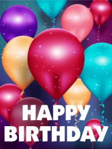 بطاقات عيد ميلاد 2017 صور Happy Birthday 1 338x450 225x300 صور بطاقات غيد ميلاد تهنئة وخلفيات اعياد ميلاد جديدة