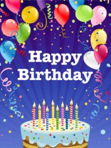 بطاقات عيد ميلاد 2017 صور Happy Birthday 4 338x450 225x300 صور بطاقات غيد ميلاد تهنئة وخلفيات اعياد ميلاد جديدة