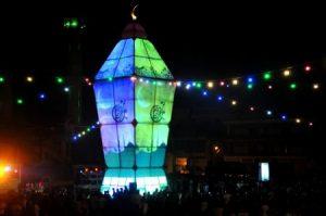 تزيين شهر رمضان 3 450x299 300x199 اجمل اشكال زينة شهر رمضان وخلفيات رمضان كريم