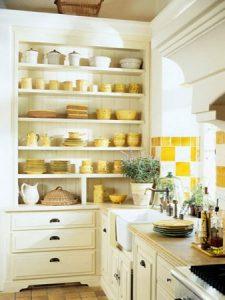 -مطبخ-جميلة-4-338x450-1-225x300 صور رفوف المطابخ , تشكيلة رفوف مطابخ مدهشة
