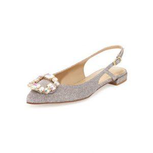 صنادل بدون كعب 450x450 300x300 احذية نسائية جميلة , اجمل تشكيلة احذية صيفية
