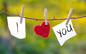 صور واتس اب جميلة حب 2 صور مكتوب عليها احبك ورمزيات حب وعشق