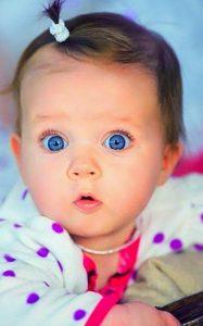 14c36bdbe8ad236aa963f1075a5d023d-blue-eyed-baby-big-blue-eyes-187x300 صور بنات اطفال حلوين جميلة تجنن, صور اطفال لون عيونها زرقاء, Photos Baby Girls