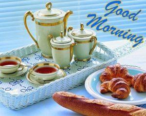 179094-Good-Morning-Tea-And-Breakfast-300x238 صور فطور, صور فطور شهي, فطور جميل, فطور الصباح مع الشاي, خبز الفطور