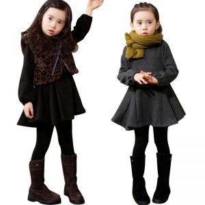 2017-New-Autumn-Winter-Baby-Girl-Clothing-Fashion-Sweet-font-b-England-b-font-Style-Children-300x300 صور ملابس للاطفال روعة, أجمل ازياء اطفال للعام, صور بدل أزياء بنات صغارحلوة