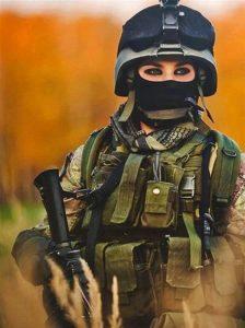 241-224x300 صور بنات بالزي العسكري, بنات مقاتلات, اجمل الفتيات في الزي العسكري