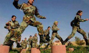 243-300x181 صور بنات بالزي العسكري, بنات مقاتلات, اجمل الفتيات في الزي العسكري
