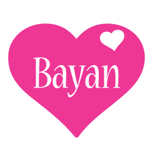 Bayan designstyle love heart m 1 صور ِاسم بيان مزخرف انجليزى , معنى اسم بيان و شعر و غلاف و رمزيات