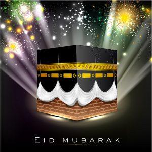 Eid-al-Adha-Photos-HD-Eid-Mubarak-Kaaba-300x300 صور الكعبه المشرفه جديدة, صور باب الكعبه, صورة للتصميم Full HD Kaaba Eid ul Azha Wallpapers