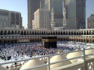 Kaaba_in_macca-300x225 صور المسجد الحرام , صور المسجد النبوى الشريف في قمة الروعة