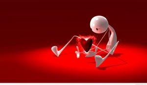 Mobile-Wallpaper-3d-Animation-Love-300x174 خلفيات حب وغرام وعشق, افضل خلفيات موبايل, Backgrounds Mobil