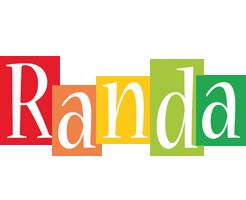 Randa designstyle colors m صور ِاسم رندا مزخرف انجليزى , معنى اسم رندا و شعر و غلاف و رمزيات