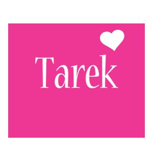 Tarek designstyle love heart m بالصور اسم طارق عربي و انجليزي مزخرف , معنى اسم طارق وشعر وغلاف ورمزيات