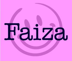 faiza love 132403280642 300x255 صور اسم فايزة عربي و انجليزي مزخرف , معنى اسم فايزة و شعر وغلاف و رمزيات