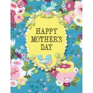 بطاقات تهنئة لعيد الأم 5 450x450 300x300 صور مميزة وبطاقات للتهنئة بعيد الام , كفرات وخلفيات جميلة لعيد الام