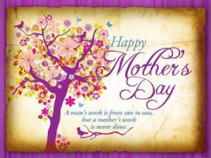 بطاقات عيد الأم2015 4 450x338 300x225 صور مميزة وبطاقات للتهنئة بعيد الام , كفرات وخلفيات جميلة لعيد الام