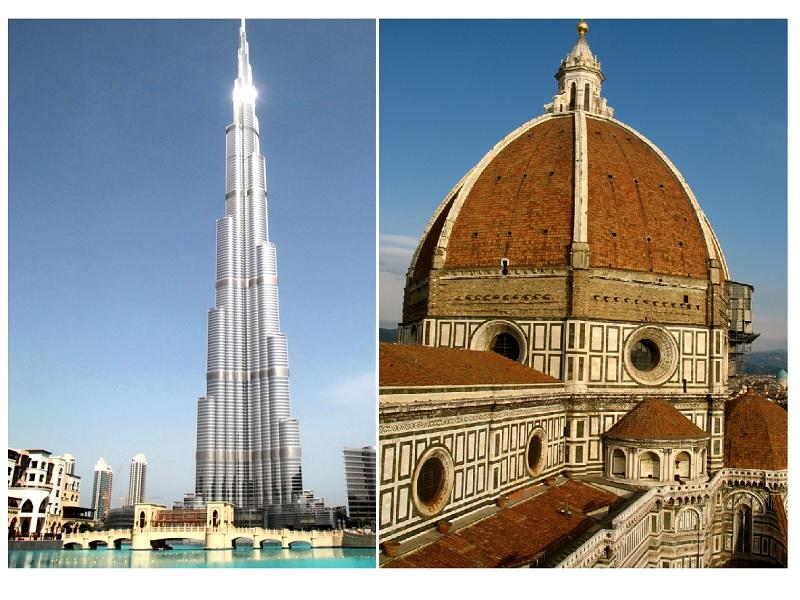 صور برج خليفة في قطر تعرف على اطول برج في العالم بالصور