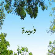 2015_1417964150_450 صور اسم وليدة مزخرف انجليزى , معنى اسم وليدة و شعر و غلاف و رمزيات