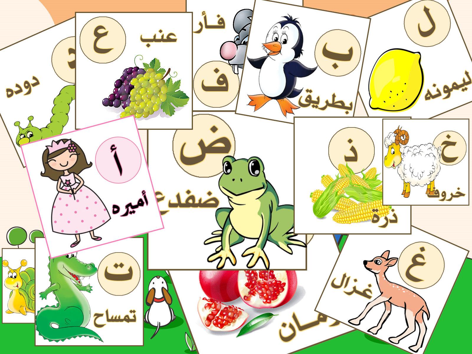 Photo of بطاقات الحروف الهجائية ,  بطاقات الحروف الهجائية من الالف للياء لرياض الاطفال