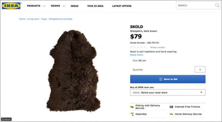 الكايب-في-أيكيا-768x424 ملابس غريبة من سجاد IKEA  , سجاد IKEA يلبس ضمن ملابس صراع العروش