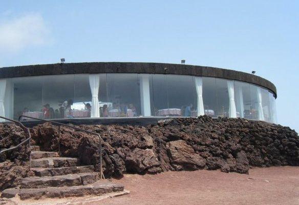 Corpus museum 1 مطعم يشوي طعامه على بركان نشط
